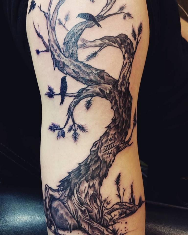 Origins In Ink